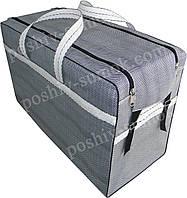 Сумка полипропиленовая, хозяйственная, размер 50-39-31 см (д-в-ш)