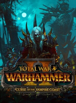 Total War: Warhammer 2 Curse of the Vampire Coast DLC - Электронный ключ