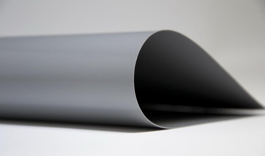 Тентовые ткани ПВХ 900 г/м² -сераяSIOEN (Бельгия), тент, тентовые ПВХ покрытия, укрытия,