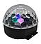 Музичний диско куля Crystal Magic з Bluetooth USB, Mp3,SD Сфера світломузикою 2-я динаміками і Пультом NEW!, фото 6