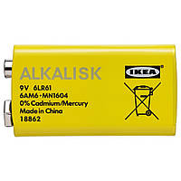 IKEA ALKALISK Щелочная батарея (200.316.04)