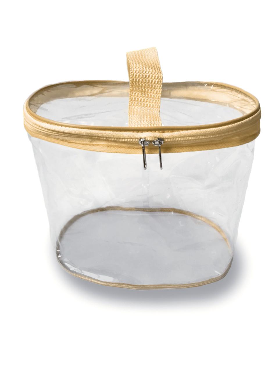 Косметичка Органайзер Mommy Bag- 24,5*22,5*16см - Бежевый
