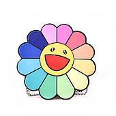 Разноцветная сумка Ромашка