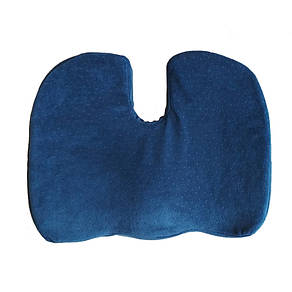 Ортопедична подушка на сидіння (профілактична) м'яка до 60 кг