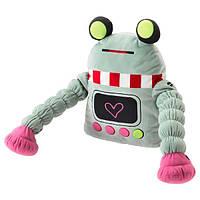 LATTJO, мягкая игрушка, робот, светло-зеленый, (403.768.50)