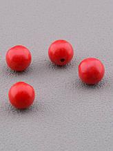 061647 Кабошон Коралл 6 мм.