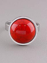 062675-195 Кольцо 'Stainless Steel' Коралл