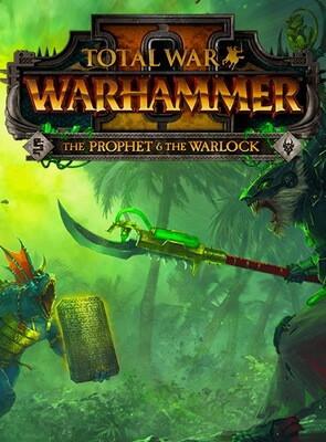 Total War: Warhammer 2 The Prophet & The Warlock DLC - Электронный ключ