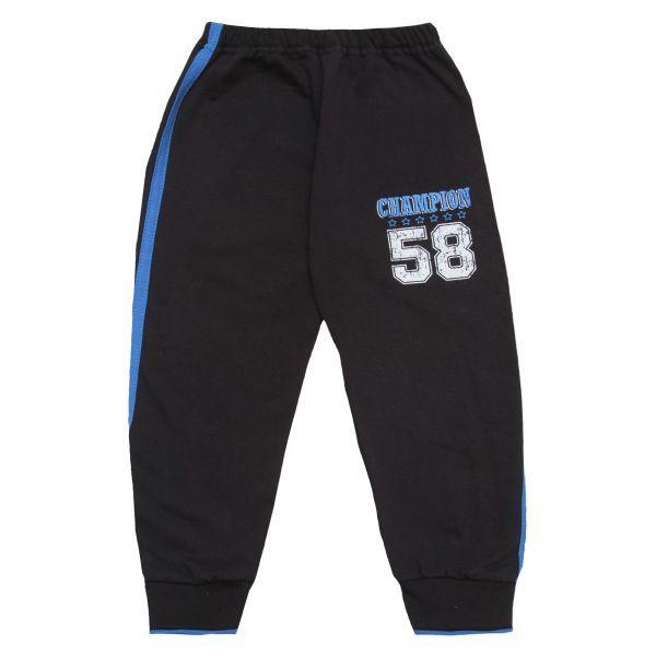 Спортивные штаны для мальчика с начесом опт