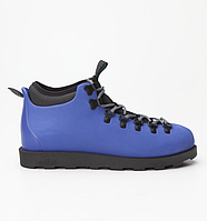 Оригинальные кроссовки NATIVE FITZSIMMONS CITYLITE REFLEX BLUE/JIFFY BLACK (31106800-4310)