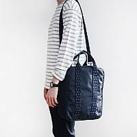 Сумка чемодан для ручной клади для лоукостеров Wizz Air 40*30*20 cм нейлоновая Travel темно синяя 02020/02