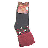 Носки Женские Теплые SANBELLA(В упаковке 12 пар)Термо, фото 5