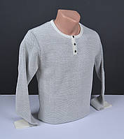 Мужской свитер Vip Stendo с пуговицами 042
