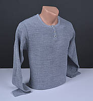 Мужской свитер Vip Stendo с пуговицами 043