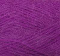Пряжа Ареола Полушерсть №16 пурпурный