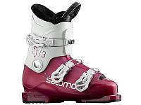 Горнолыжные ботинки Salomon T3 RT Girl Rose Violet 2020