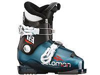 Горнолыжные ботинки Salomon T2 RT Marrocan Blue/Black/White 2020