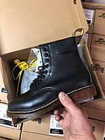 Ботинки демисезонные Dr.Martens Black Classic