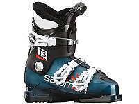 Горнолыжные ботинки Salomon T3 RT Marrocan BlueBlackWhite 2020