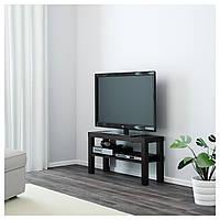 IKEA LACK Тумба под телевизор, черная (902.432.97)