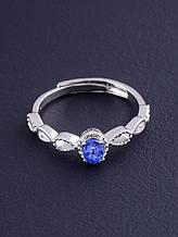 046553-999 Кольцо Сапфир 1,5 г.