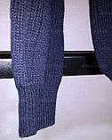 Светр нацгвардія/поліція/ДСНС/флотський (синій). Формений синя кофта. Нова, фото 9
