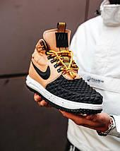Мужские кроссовки Nike Lunar Force 1 Duckboot 17 (утепленные), фото 3