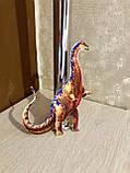 Топперы динозавры, большие динозавры на торт, топперы с принтом динозавров, фото 3