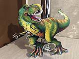 Топперы динозавры, большие динозавры на торт, топперы с принтом динозавров, фото 5