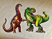 Топперы динозавры, большие динозавры на торт, топперы с принтом динозавров