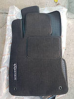 Ковры в салон Infiniti Q50 (2013->) резина+ворс