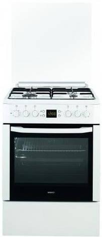 Кухонная плита Beko CSM 62322 DW, фото 2