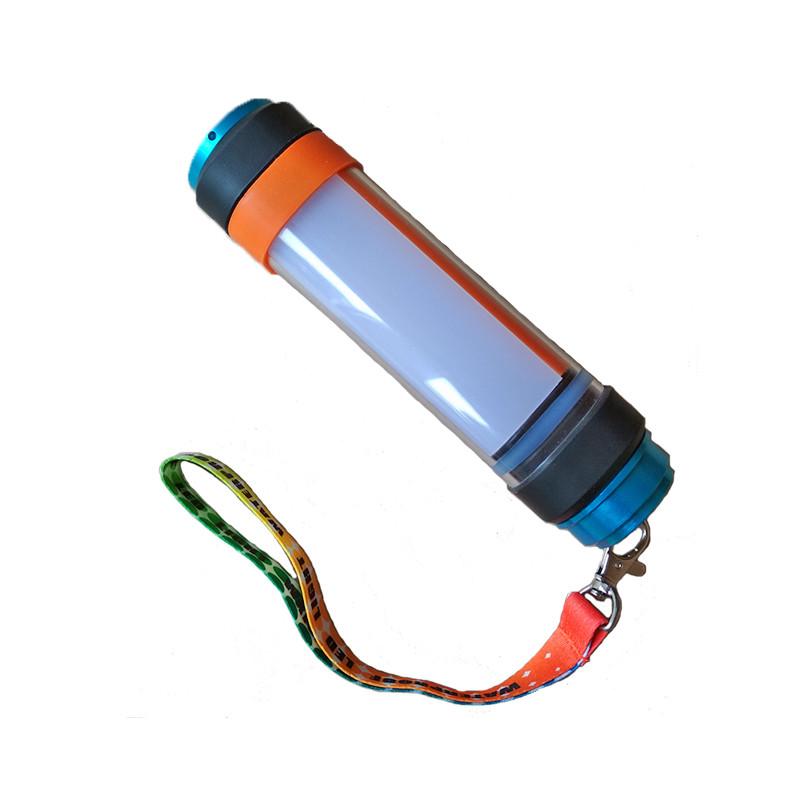 Фонарик многофункциональный (лампа, сигнальные огни, против комаров)