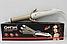 Плойка утюжок для волос 4 в 1, плойка для завивки кудрей, гофре Gemei GM-2962, фото 4