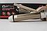 Плойка Выравниватель для Волос 4 в 1 Gemei GM 2962 щипцы для Локонов, Электрощипцы Выпрямитель гофре Завивка, фото 8