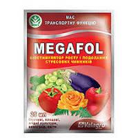"""Мегафол(Megafol) Биостимулятор роста и преодоления стрессовых факторов 25 мл ТМ """"Valagro"""""""