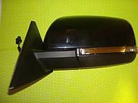 Зеркало боковое левое ВАЗ 2110, 2170 с повторителем поворота+подогрев+электрорегулировка