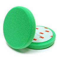 3M™50487 Perfect-It™- III - Зеленый поролоновый полировальный круг, многоразовый, д. 150 мм