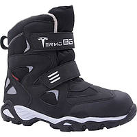 Сапоги ботинки Зимние термо для мальчика ТМ B&G Размер 36-41