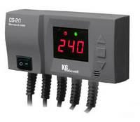 Регулятор CS-20 KG Elektronik ( автоматика для котлов)