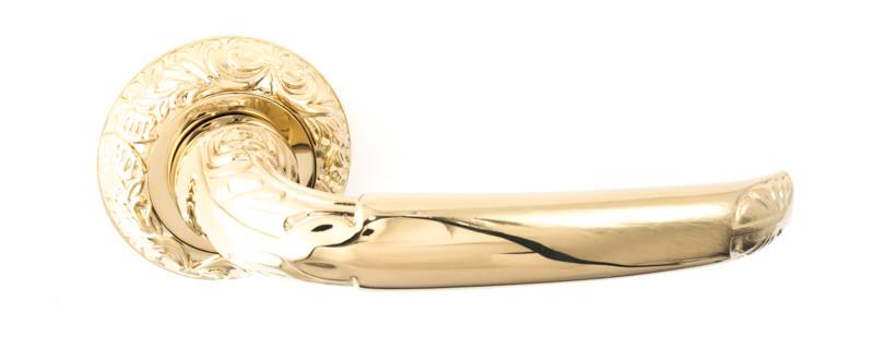 Ручки дверні Safita R08 H025 PVD - PVD золото