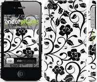 """Чехол на iPhone 4 Узор 75 """"2844c-15"""""""