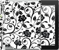 """Чехол на iPad 2/3/4 Узор 75 """"2844c-25"""""""