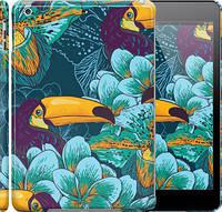 "Чехол на iPad 5 (Air) Тропики ""2852c-26"""