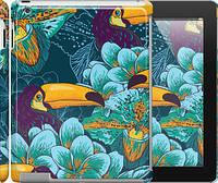 """Чехол на iPad 2/3/4 Тропики """"2852c-25"""""""