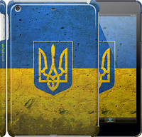"""Чехол на iPad mini Флаг и герб Украины 2 """"378c-27"""""""