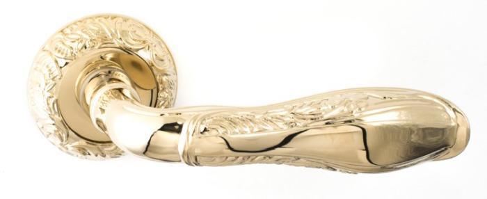 Дверні ручки Safita H9716 золото PVD