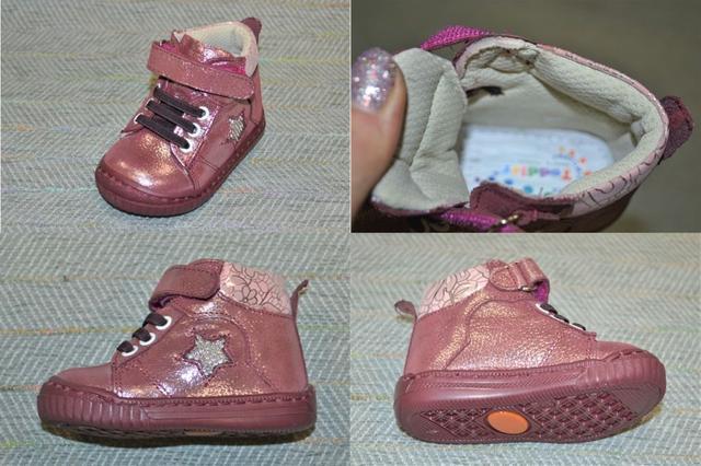Ботиночки-кроссовки на маленькую девочку, Toddler фото
