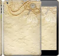 "Чехол на iPad 5 (Air) Кружевной орнамент ""2160c-26"""