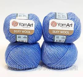 YarnArt Silky Wool (Силк вул) 343